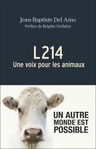 Jean-Baptiste Del Amo - livres animalistes
