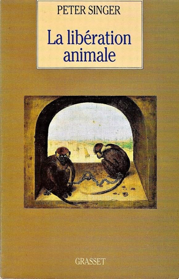 La libération animale_Peter Singer - livres animalistes