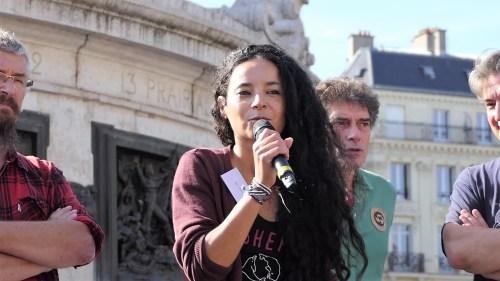Lamya Essemlali (Sea Shepherd)