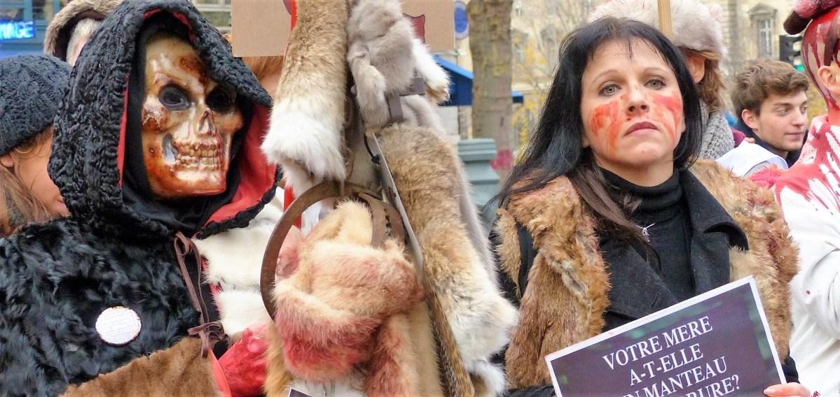Marche contre la fourrure_novembre 2012