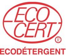 Logo Ecocert-Ecodétergents nettoyer sans cruauté