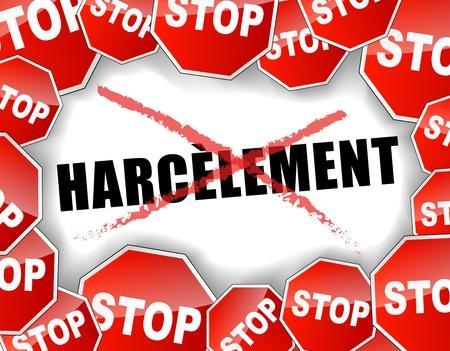 dépôt de plainte pour harcèlement