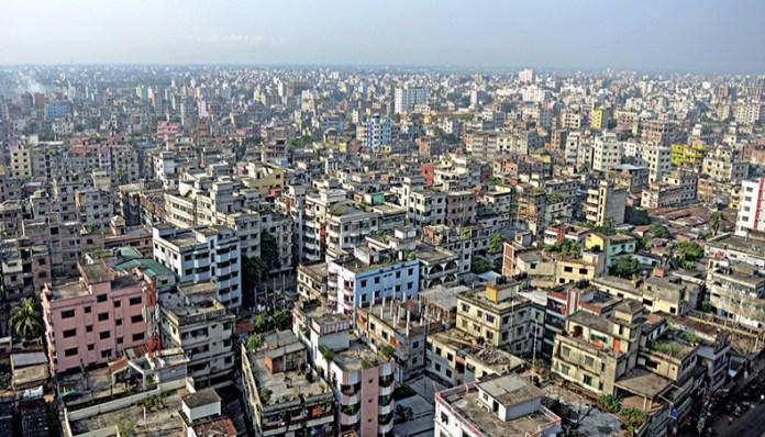 ঢাকা শহর