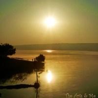 Two Unforgettable Sunrises