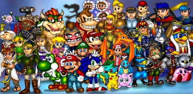 Resultado de imagen para retro gaming