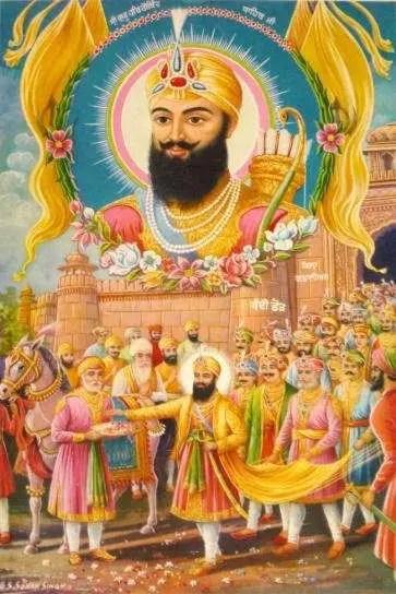 Good Morning Wallpapers With Love Quotes In Hindi Sri Guru Hargobind Sahib Ji Desicomments Com
