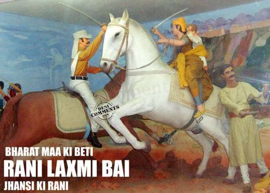 Sad Wallpaper With Quotes In Hindi Rani Laxmi Bai Desicomments Com