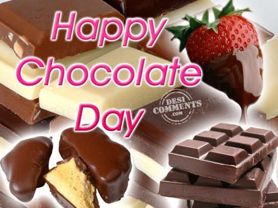 Lovely Wallpapers With Quotes In Hindi Happy Chocolate Day Desicomments Com