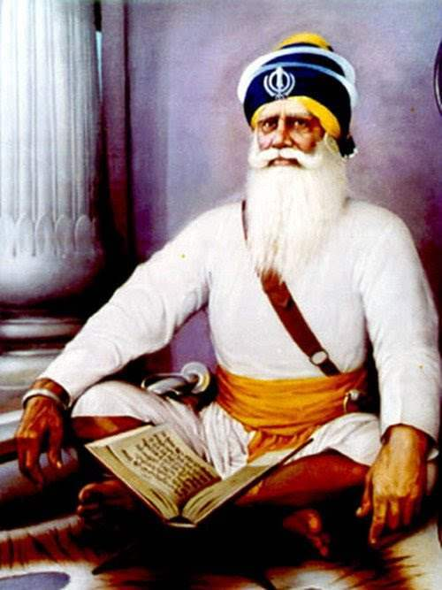 Brother Quotes Wallpaper Hd Baba Deep Singh Ji Desicomments Com