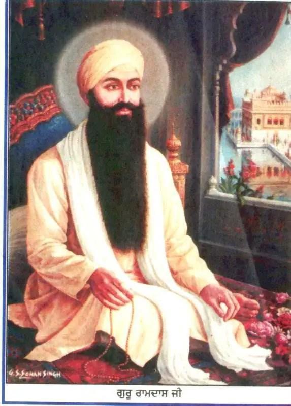 Desi Punjabi Wallpapers Quotes Sri Guru Ramdas Ji Desicomments Com