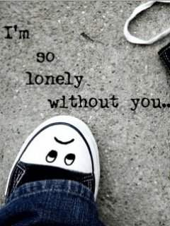 Alone Girl Wallpaper For Shayari I M So Lonely Without You Desicomments Com
