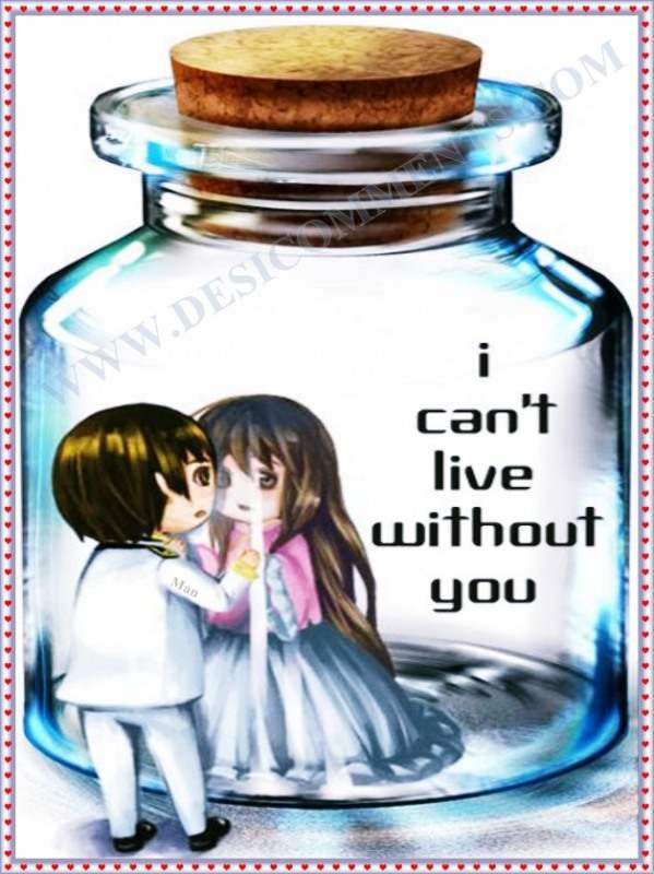 Punjabi Sad Quotes Wallpapers I Can T Live Without You Desicomments Com