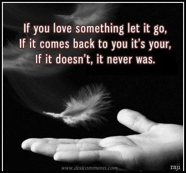 Good Morning Quotes Hindi Wallpaper If You Love Something Let It Go Desicomments Com