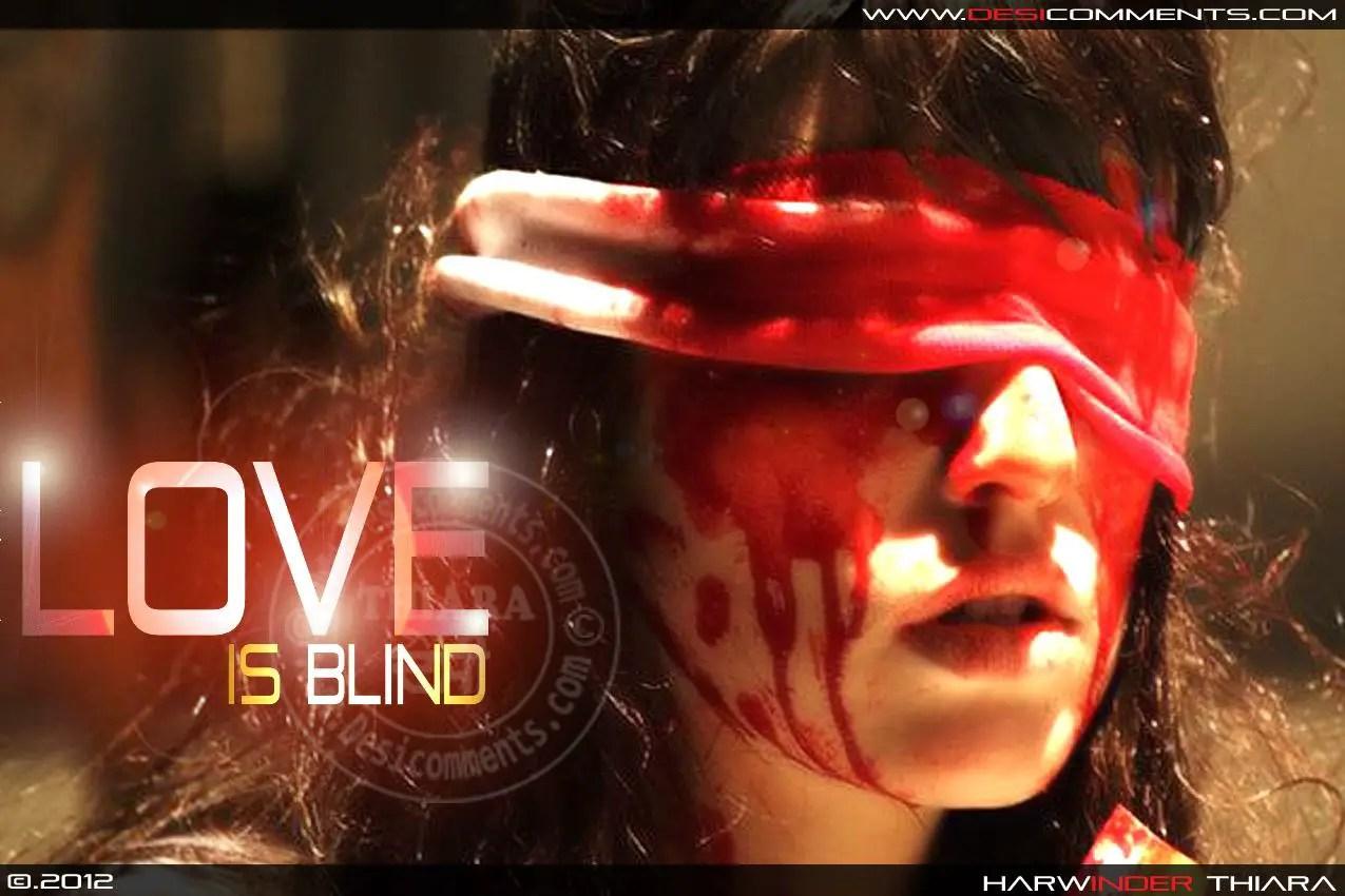 Desi Punjabi Wallpapers Quotes Love Is Blind Desicomments Com