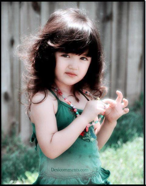 Cute Chinese Babies Wallpapers Beautiful Baby Girl Desicomments Com