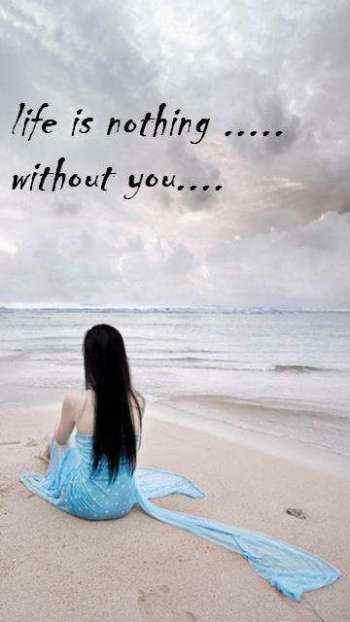 Bad Girl Quotes Wallpapers Life Is Nothing Without You Desicomments Com