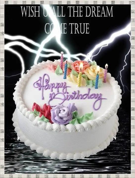 Birthday Cake DesiComments Com
