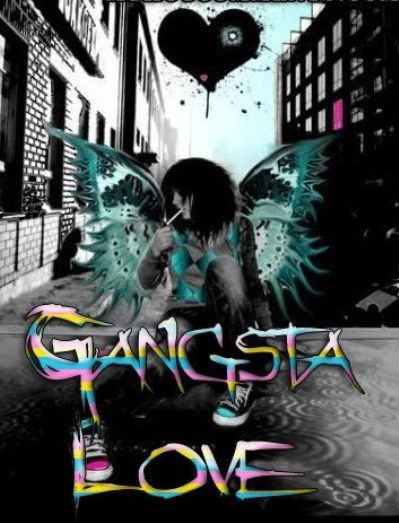 Kiss Wallpapers With Quotes Gangsta Love Desicomments Com