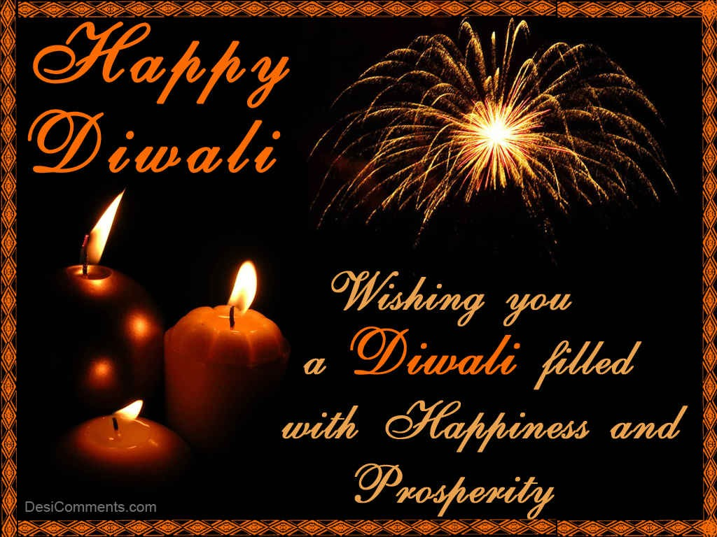 Happy Diwali DesiComments Com