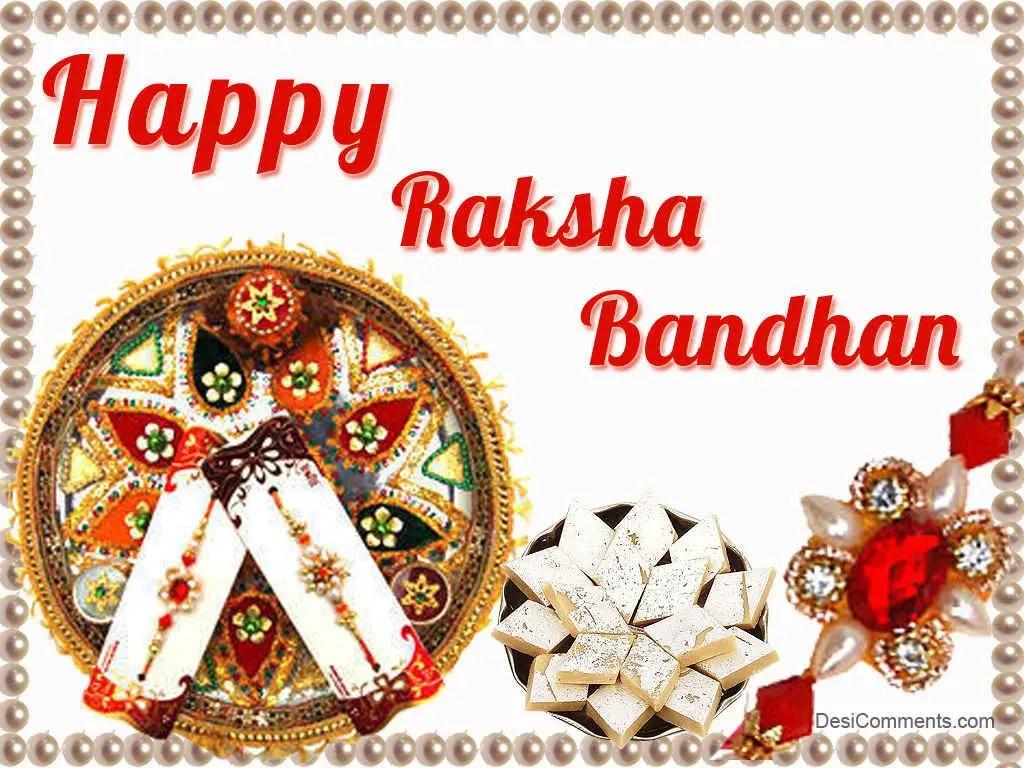 Happy Raksha Bandhan DesiComments Com