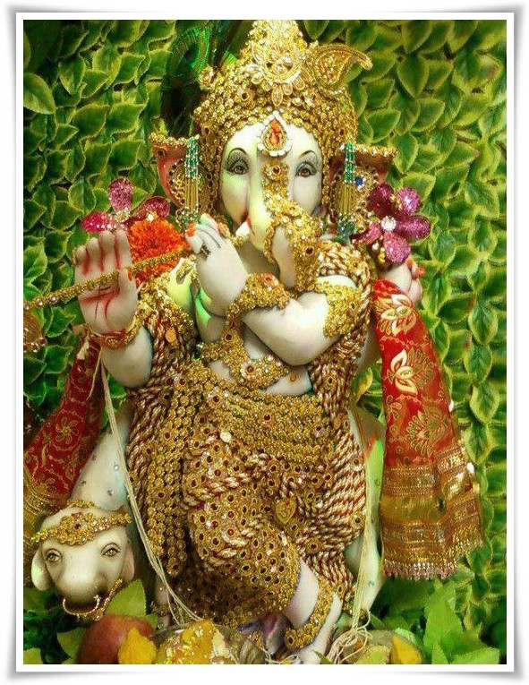 Good Morning Wallpaper With Quotes In Hindi Jai Ganesh Ji Desicomments Com