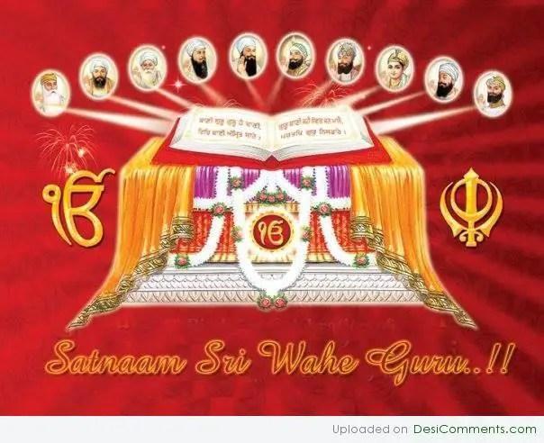 Gurbani Quotes Wallpaper Dhan Shri Guru Granth Sahib Ji Desicomments Com