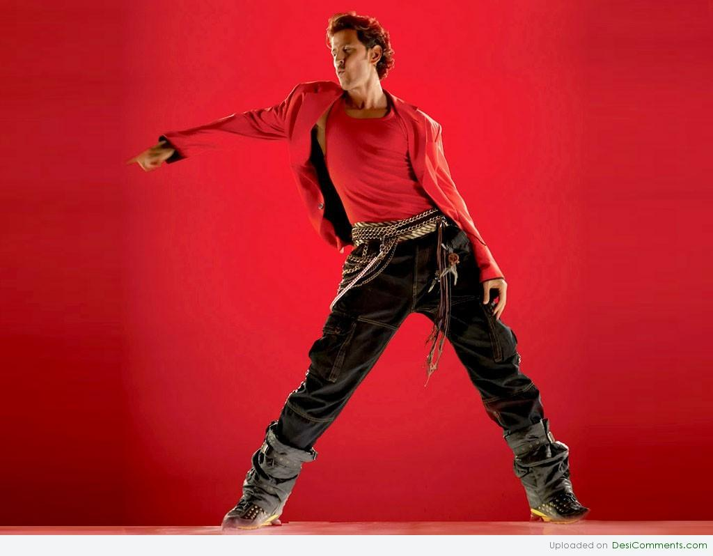 Brother Wallpaper With Quotes Hrithik Roshan Giving Dancing Pose Desicomments Com