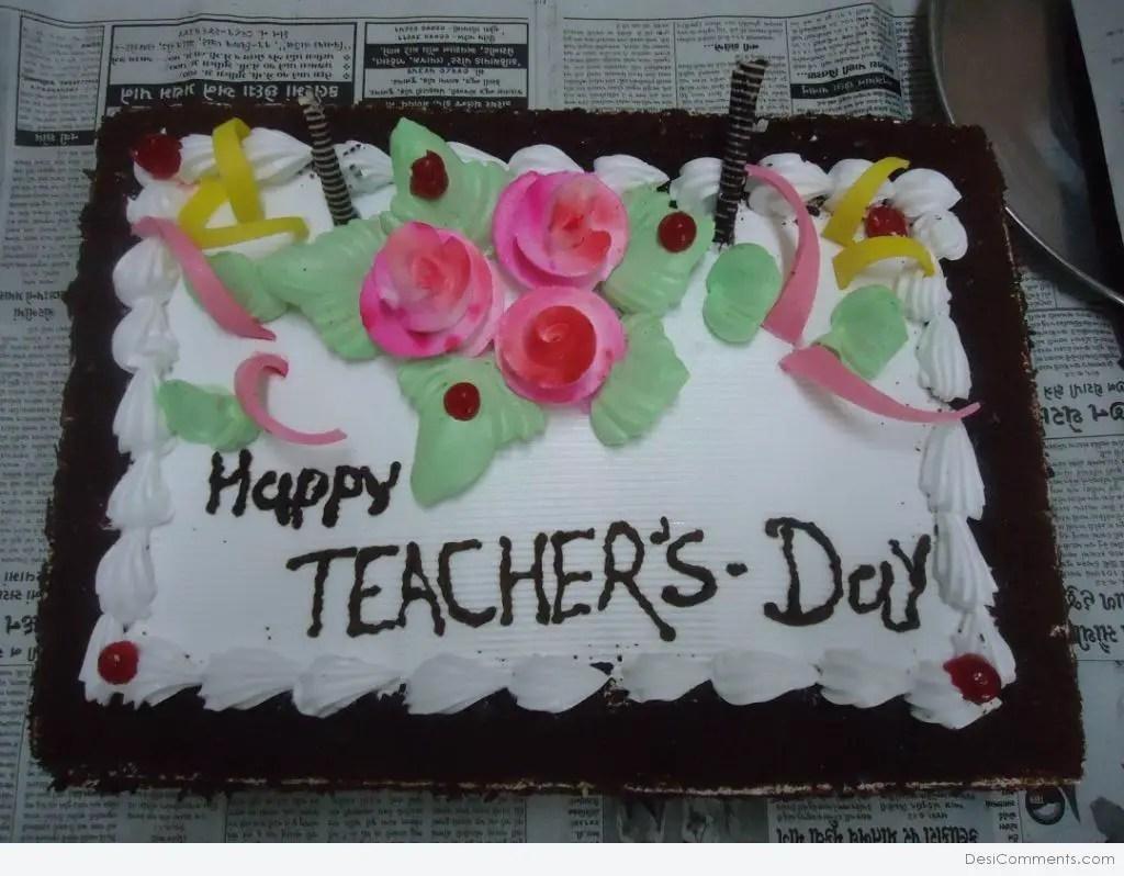 Teacher's Day Cake DesiComments Com