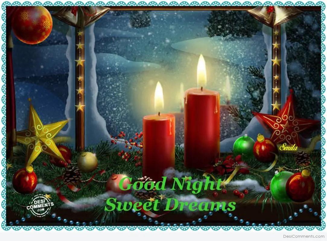 Good Night! Sweet Dreams! DesiComments Com