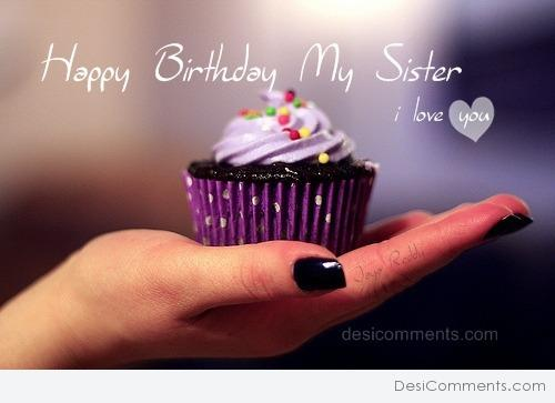 Birthday Wishes For Sister Pictures Images Graphics Page 2