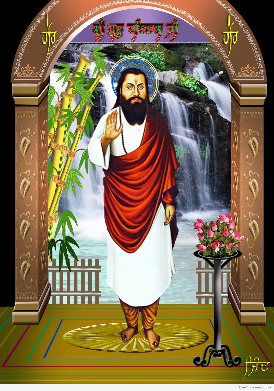 Love Quotes With Wallpapers In Hindi Shri Guru Ravidas Ji Desicomments Com