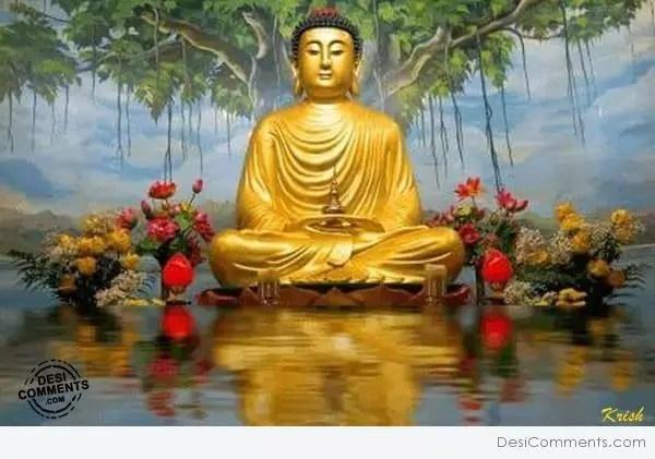 Gurbani Quotes Wallpaper Buddha Desicomments Com