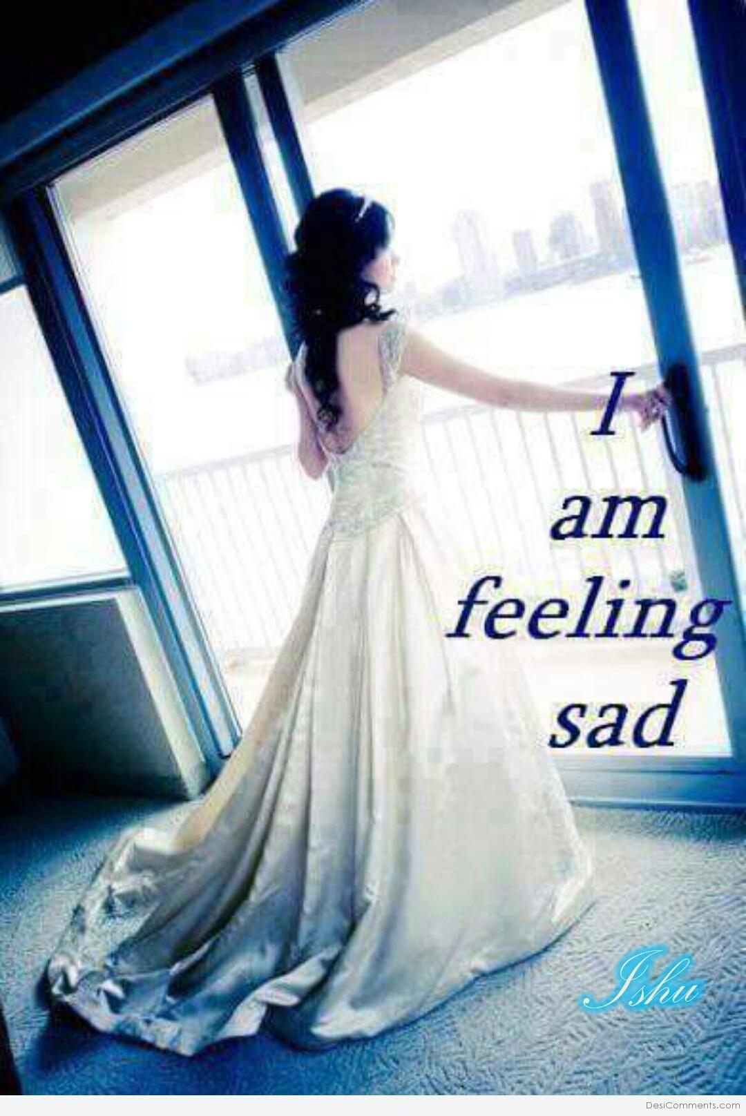 Alone Sad Girl In Love Wallpapers I Am Feeling Sad Desicomments Com