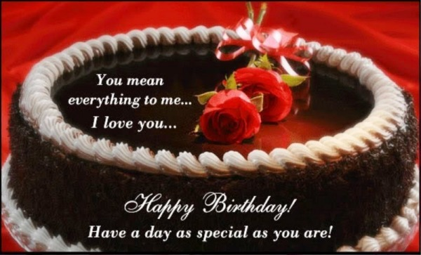 80 Birthday Wishes For Girlfriend Pictures Images Photos