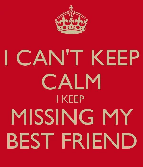 True missing friend a 138 Missing