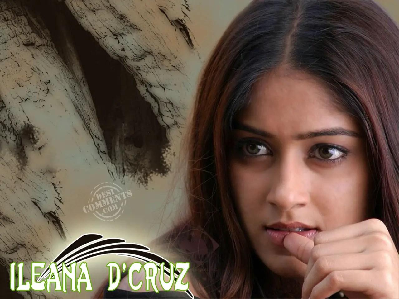 Cute Anime Girl Gun Wallpaper Ileana D Cruz Wallpapers South Indian Celebrities