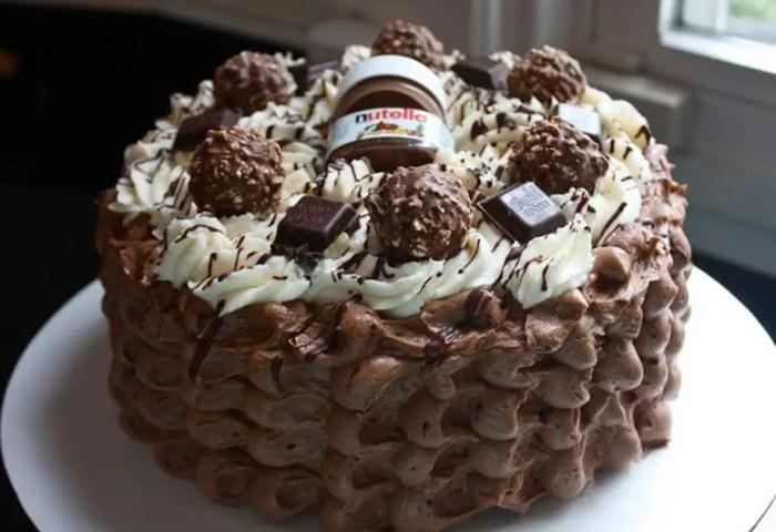 Happy Birthday Cake Nice Picture Desicommentscom