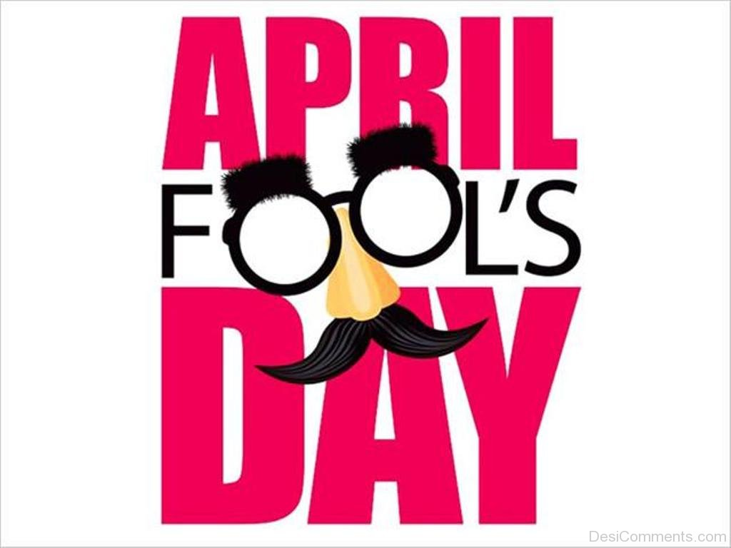 Lovely Pic Of April Fools Day