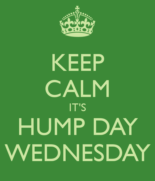 Wednesday Quotes Funny Day Hump