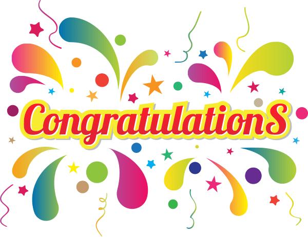 congratulation graphics