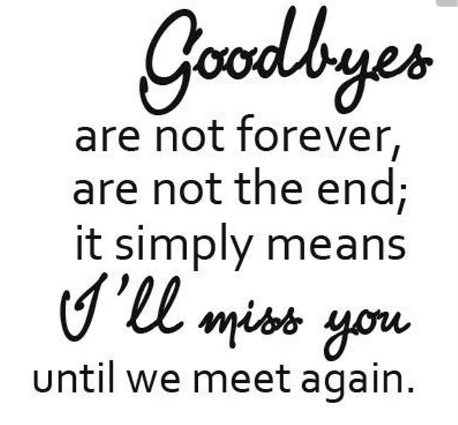 Goodbye Pictures, Images, Graphics