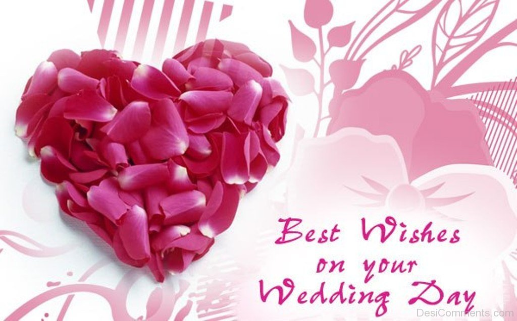 Best Wishes On Your Wedding Day Desicomments Com
