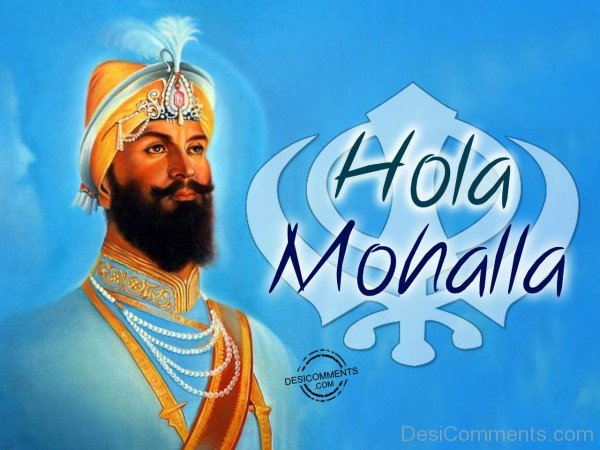 Hola Mohalla Pictures Images Graphics