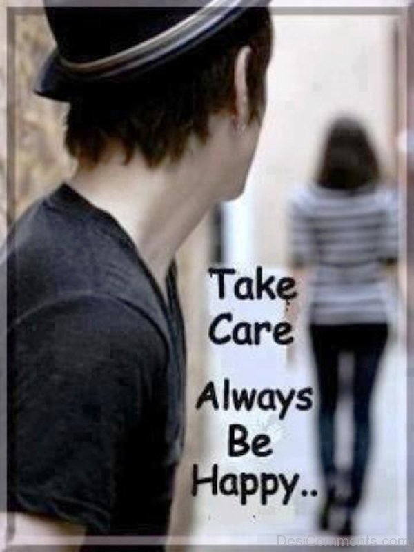 Punjabi Girl Comment Wallpaper Take Care Always Be Happy Desicomments Com