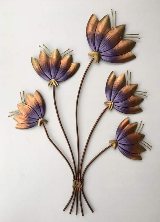 Antique-Flower-Bunch-Wall-hanging