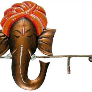 ganesh key hanger hook holder