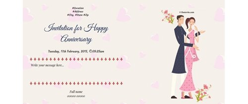 Free 10th Wedding Anniversary