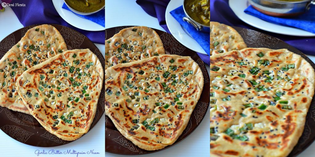 how to make naan on stove top