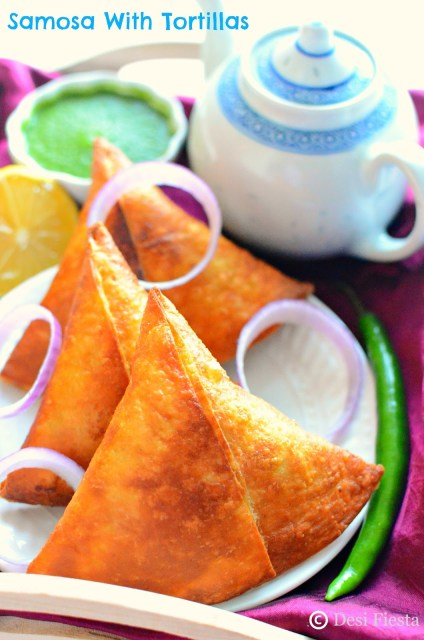 Indian Snacks and street foods