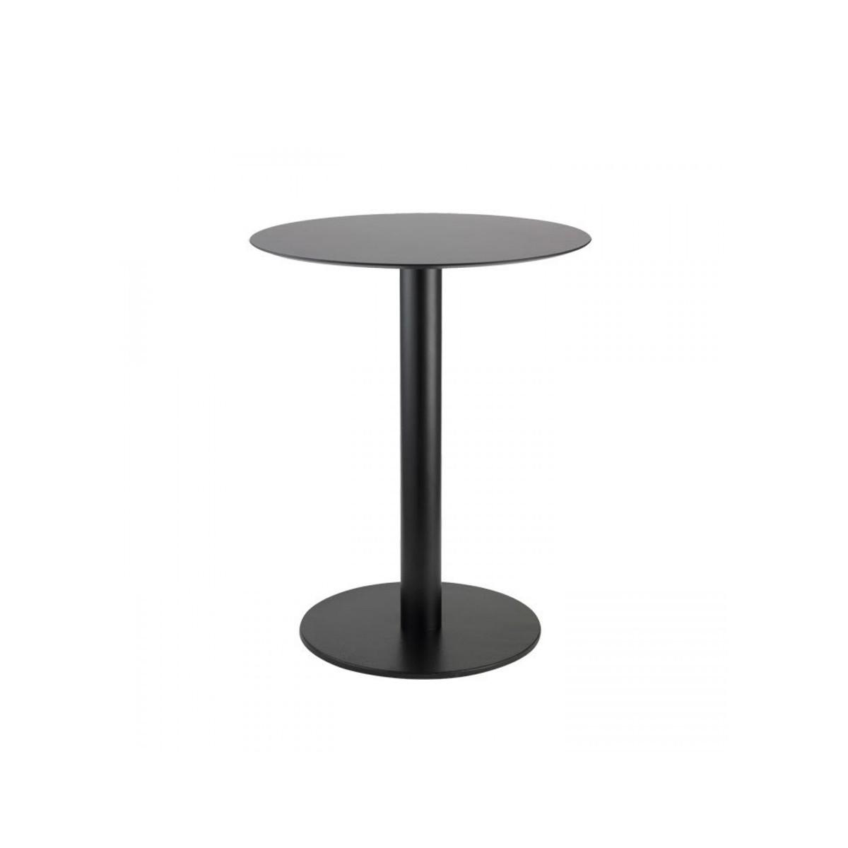 Art.TV06 - Tavolino con piano tondo, disponibile in diverse finiture. (SCAB)